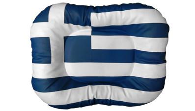 Hundekissen Griechenland