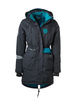 DogCoach Dogwalker Winterjacke - Black