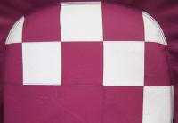 Hundekissen Landhaus pink